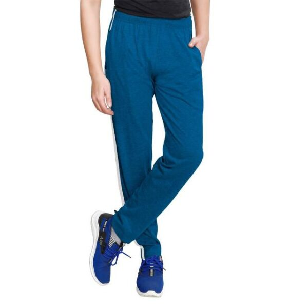 TT Men Cotton Trackpants Blue